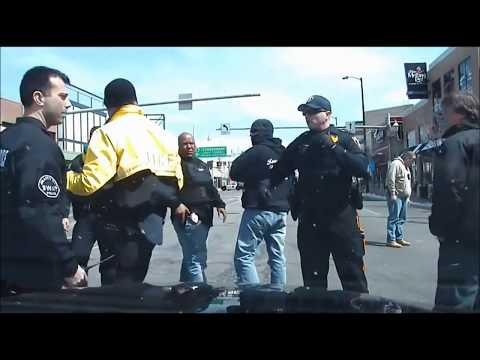 DASHCAM VIDEO: Cops shoot man 45 times after police chase in Atlantic City