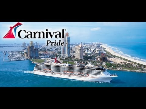 Carnival Pride Accessible Handicapped Stateroom Tour 6101