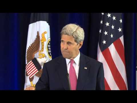 Kerry: United States Needs Iran Nuclear Deal