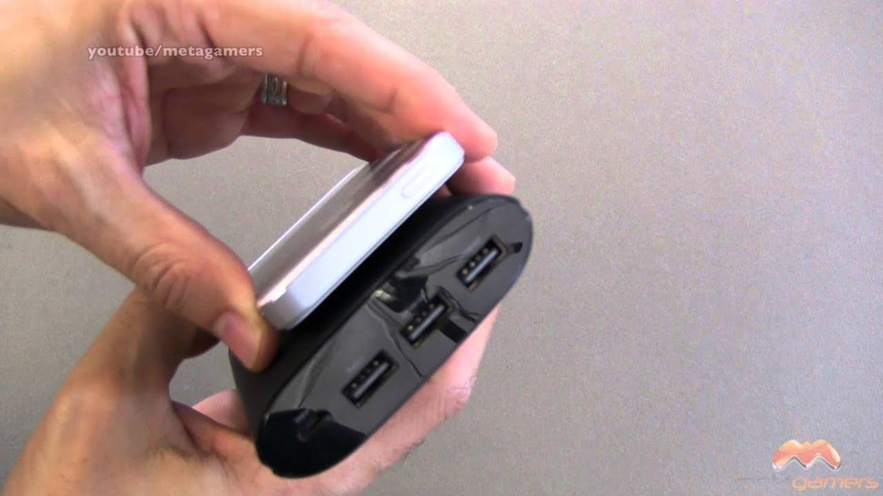 Anker Astro 3 2nd Gen External Battery Review Youtube E3 10000mah Black