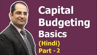 CA IPCC/INTER Fianancial Management (FM) Lectures -CAPITAL BUDGETING CLASS 1 PART 2