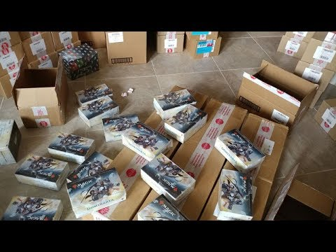 Dominaria Box Opening = Every Single Box Is 100.00+ Expected Value