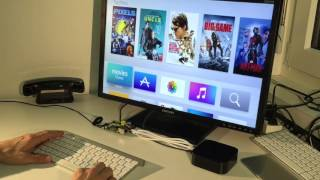 Apple TV 4G and Bluetooth Keyboard