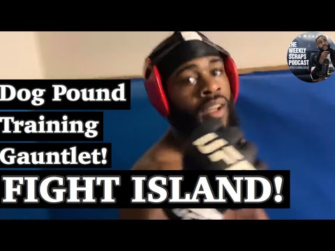 Training Workouts For Quarantine With Aljamain Sterling | Getting Ready For Fight Island