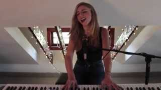 Kanye West - Only One / Over The Rainbow Mashup- Michelle Raitzin LIVE Cover