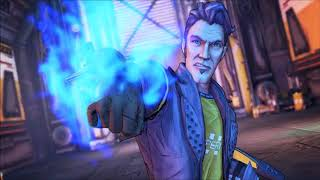 Borderlands Pre Sequel. The First Playthrough with Fragtrap, Part 1.