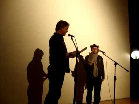 Tim Heidecker and Gregg Turkington LIVE 12.13.10