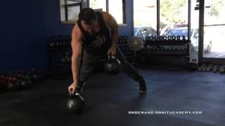 Kettlebell Challenge | Strong Like a Bull!