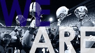 2014 Penn State Football Promo - We Are