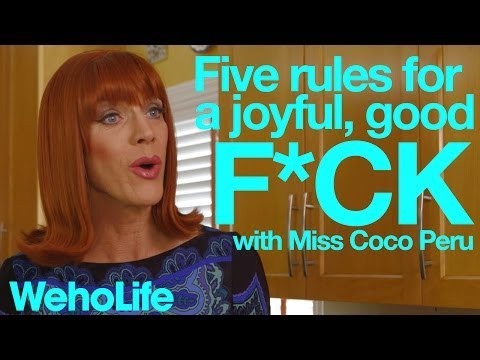 Mother Coco Knows Best - WehoLife