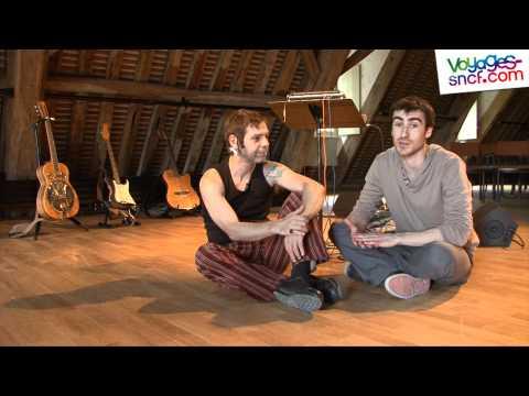 Vidéo visite de l'Oise : Ecouen, Royaumont et Chantilly