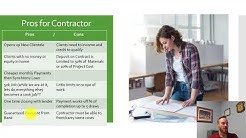 Renovation Mortgage Loans - Benefits for Contractors