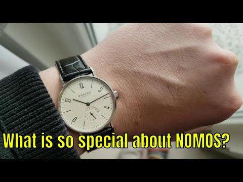 What is so special about NOMOS? nomos tangente
