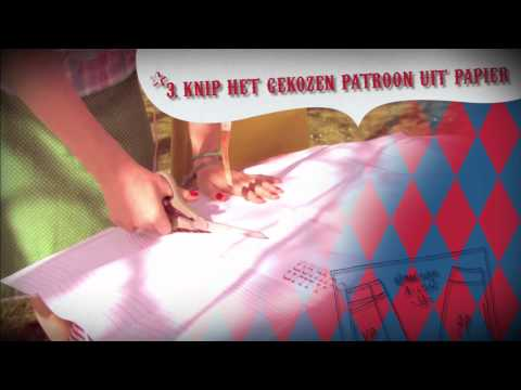 Kleding ontwerp door Cristina Pascual from YouTube · Duration:  32 seconds