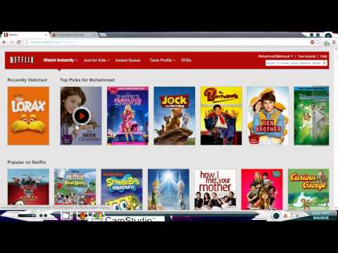 How to Stream movies from Netflix Or Hulu EASY WAY