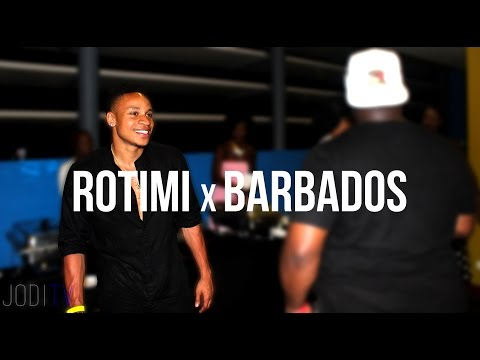 Rotimi x Barbados | Power Season 3