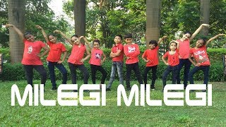 Milegi Milegi ll STREE ll Dance choreography ll kids performance