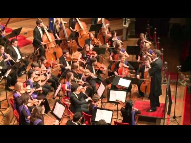 Liszt, Don Sanche - Laurent Pillot - Concertgebouw, Amsterdam