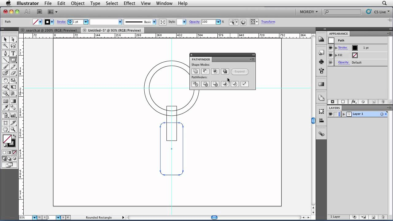 5 tips for drawing in adobe illustrator cs5 youtube