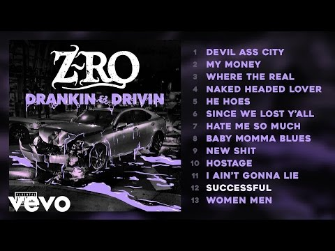 Z-Ro - Successful (Audio)