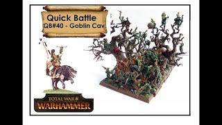 Goblin Cav Action - Total War Warhammer Quick Battle #40