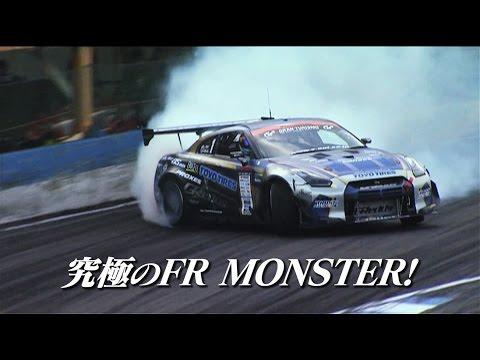 画像: 最強のD1マシンGT-R開発ストーリー【本編】 by Team TOYO TIRES DRIFT www.youtube.com