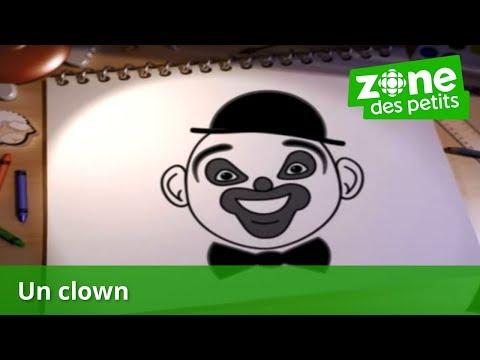 Comment Dessiner Un Clown Tueur Facile