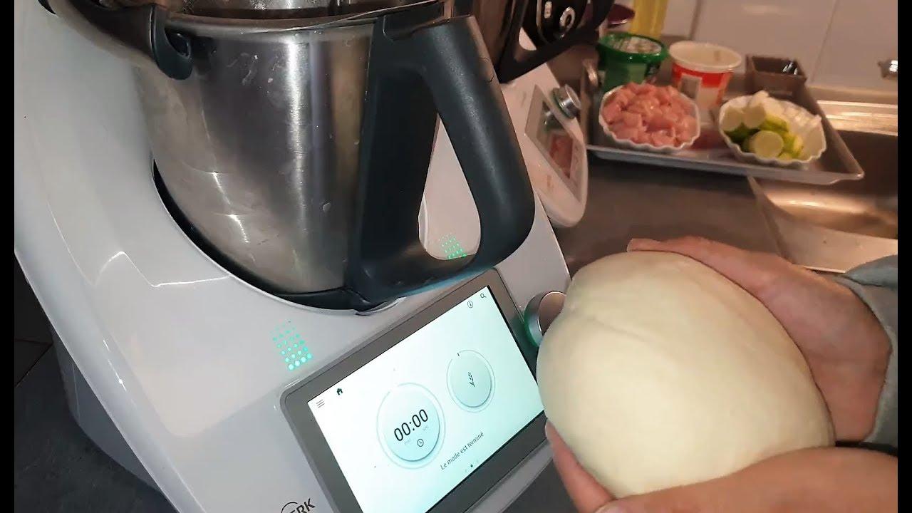 Pâte magique au Thermomix - YouTube