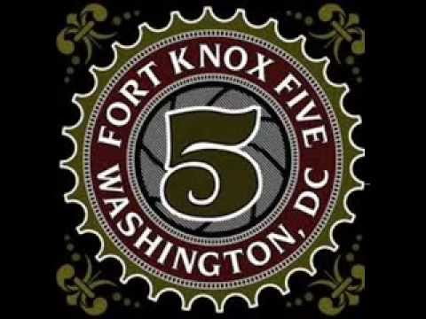 Fort Knox Five -- Taking the funk to the party