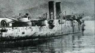 HISTORIA Crucero Acorazado Vizcaya hundido en Santiago de Cuba