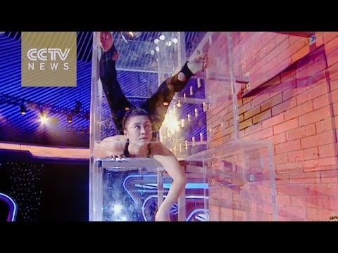 CCTV's 'Impossible Challenge' sets new records!