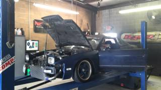S14 Sr20DET on S13 240sx Tuned by RS-Enthalpy