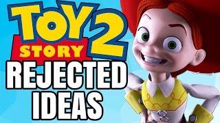 7 ідей, відхилених від Історія Іграшок 2! | Піксар Повороти Сюжету - Джон Соло