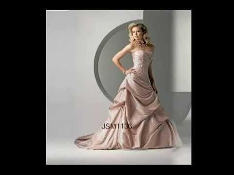 Flavia Vestidos de Novia - Maggie Sottero - YouTube