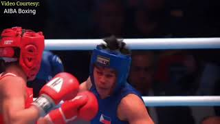 Nesthy Petecio 2019 AIBA Womens World Boxing Champion