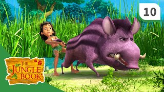 The Jungle Book ☆ Banzai Bananas ☆ Season 2 - Episode 10 - Full Length