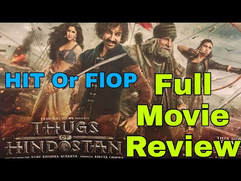 Thugs Of Hindostan Movie Review, BlockBuster, Aamir Khan, Amitabh Bachchan, Katrina Kaif Mp3