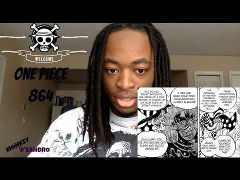 ONE PIECE CHAPTER 864 LIVE REACTION!