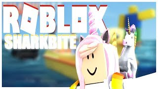 WE INFECTED EVERYONE in ROBLOX | SHARK BITE