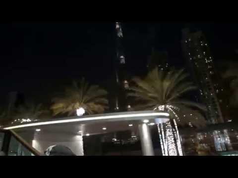 Dubai Festival Of Lights - Part 1