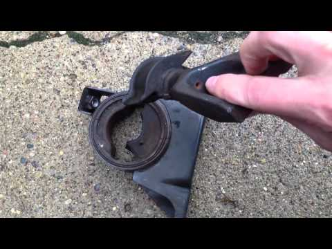 how to change headlight buld on 2001 mazda mpv