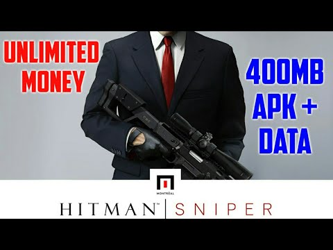 Hitman Sniper Offline Apk + Data With Mod | Download Full Game On Android