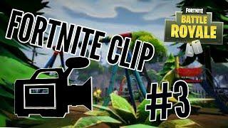 FORTNITE CLIP| TOP 10 BATTLE!|SOLO| #3
