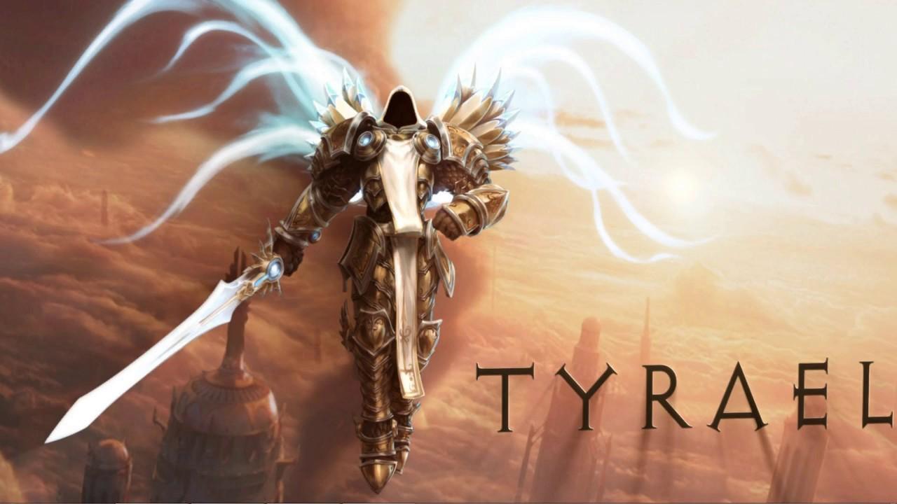 Tyrael Diablo 3 For Wallpaper Engine Links