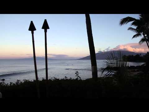 Relaxing 1 Hour HD Maui Morning 1080p for Sleep and Meditation
