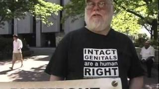 Circumcision Protest - University of Chicago