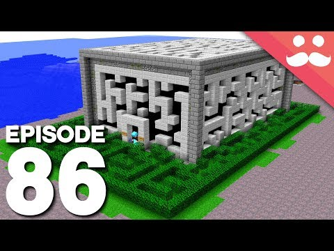 Hermitcraft 5: Episode 86 - The GRAND OPENING!