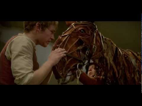 War Horse On Stage