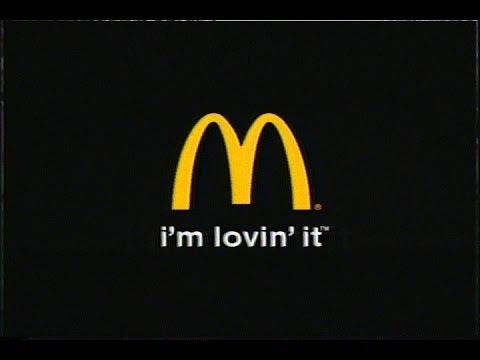McDonalds - I'm Lovin' It