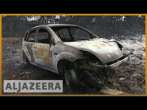 🇬🇷 Greece wildfires: Death toll hits 80, thousands of homes burned | Al Jazeera English